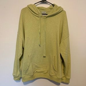 Yellow American Eagle Ahh-Mazingly Soft Hoodie